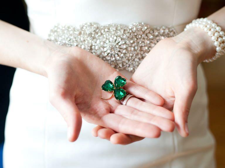St. Patrick's Day Inspired Wedding Ideas