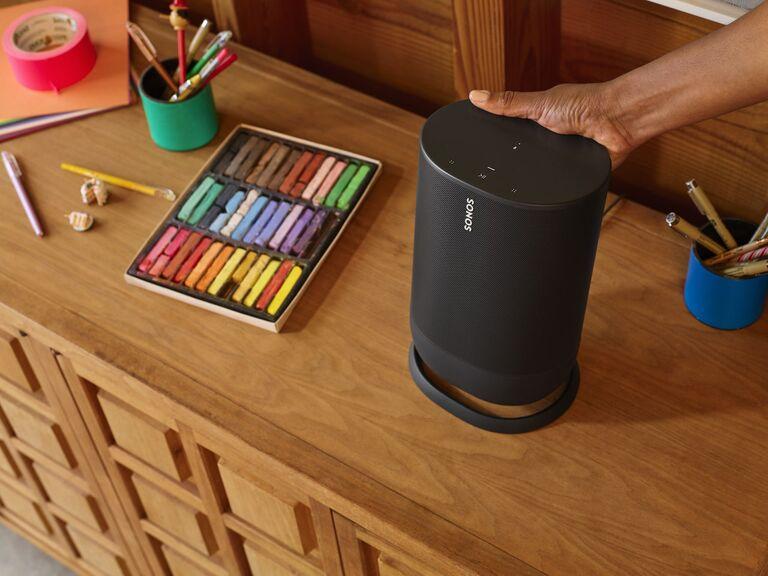 Sonos smart speaker gift for son-in-law