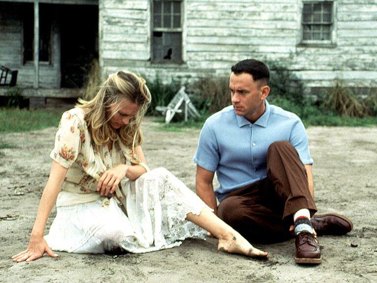 Forrest Gump famous movie couples