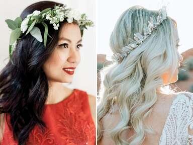 16 Stunning Alternatives to the Traditional Wedding Veil