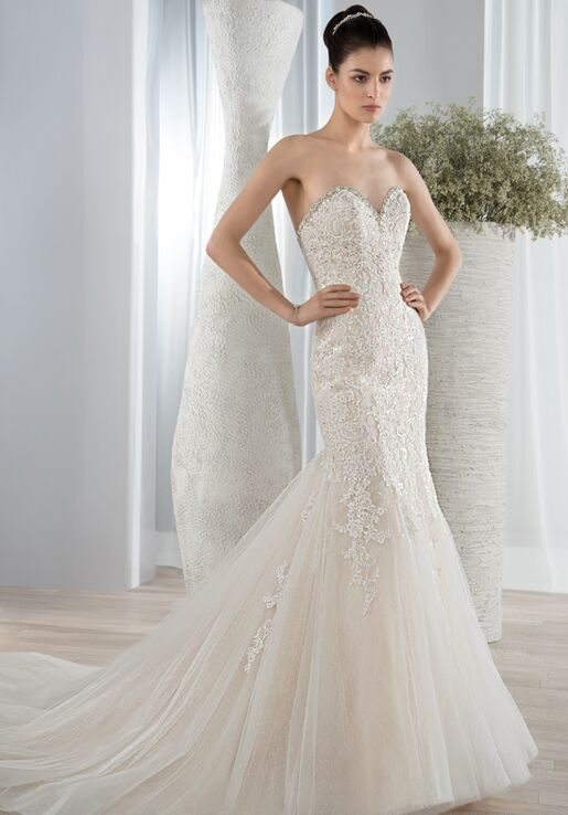 Demetrios 590 Wedding Dress - The Knot