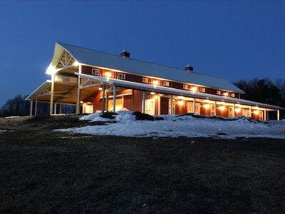 Sunset Hill Wedding Barn