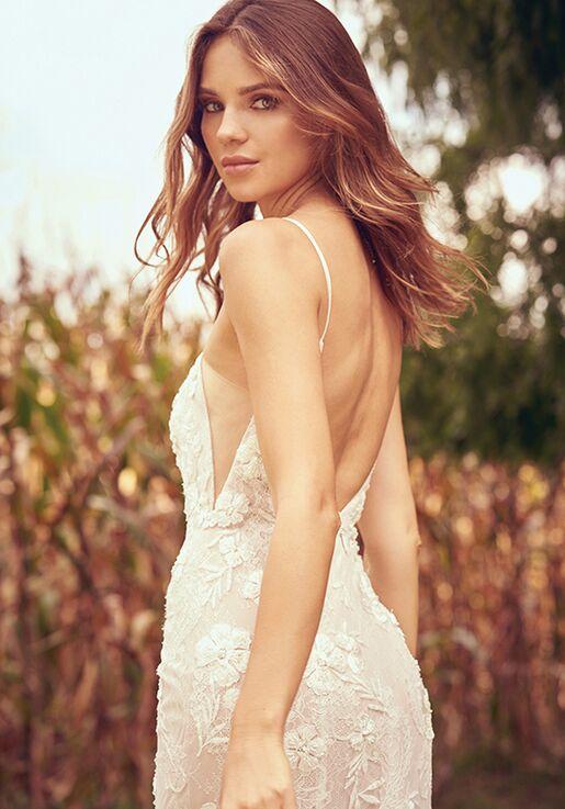 Lillian West 66075 Mermaid Wedding Dress