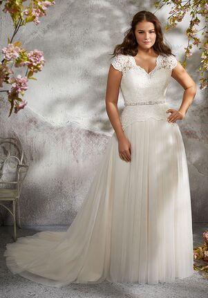 Morilee by Madeline Gardner/Julietta 3242 / Larita Ball Gown Wedding Dress
