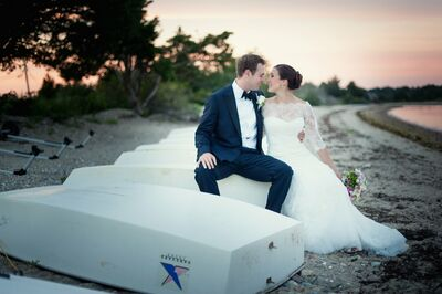 Shining Tides Weddings By the Sea in Mattapoisett, MA
