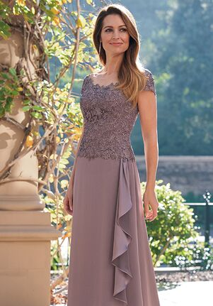 Jade Couture Mother of the Bride by Jasmine K208056 Brown Mother Of The Bride Dress