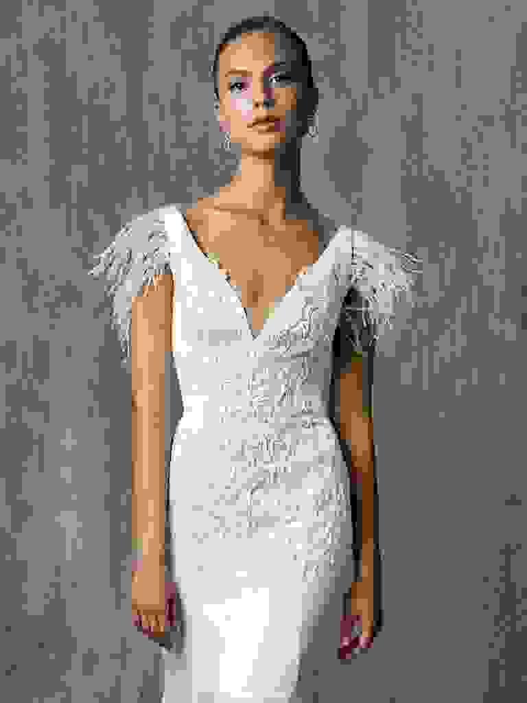 Victoria Kyriakides Fall 2018 wedding dresses