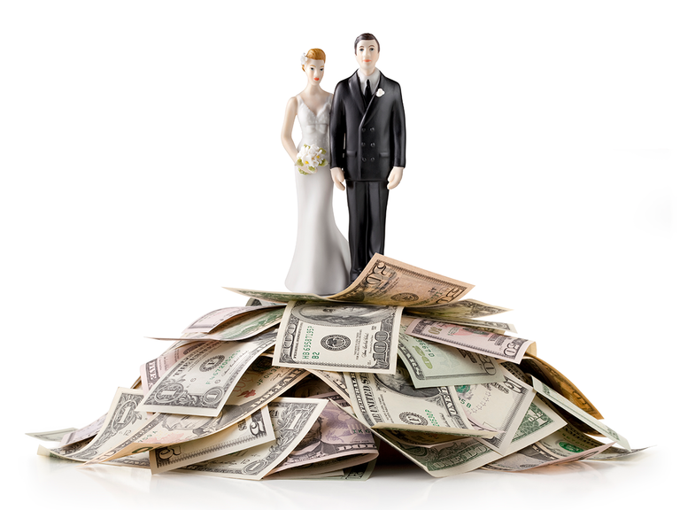 Cash Wedding Gift How Much: Registering For Cash Gifts? Here's How Much To Ask For