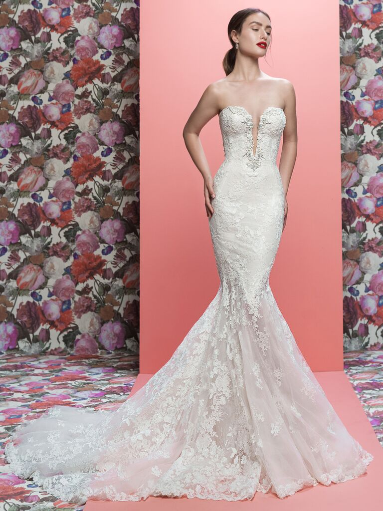 Galia Lahav Spring 2019 Collection: Bridal Fashion Week Photos