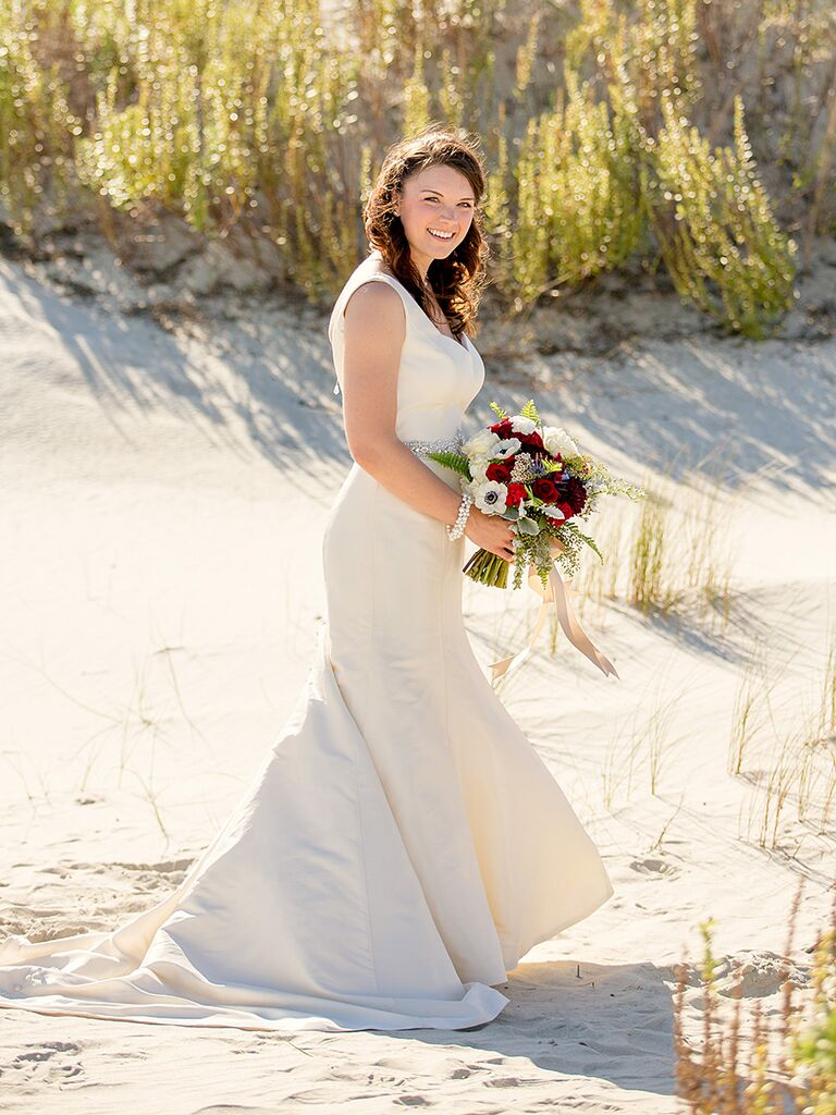 Classic Allure wedding gown