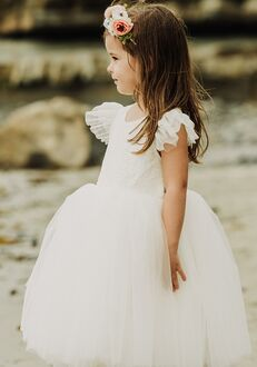 FATTIEPIE Mia Flower Girl Dress