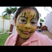 Hollywood, FL Face Painting | Ditsy Kristy the Clown