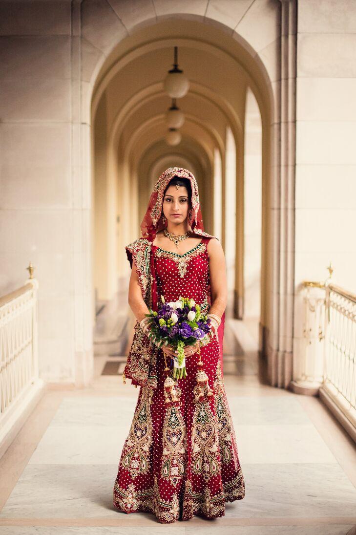 Punjabi Wedding Dresses