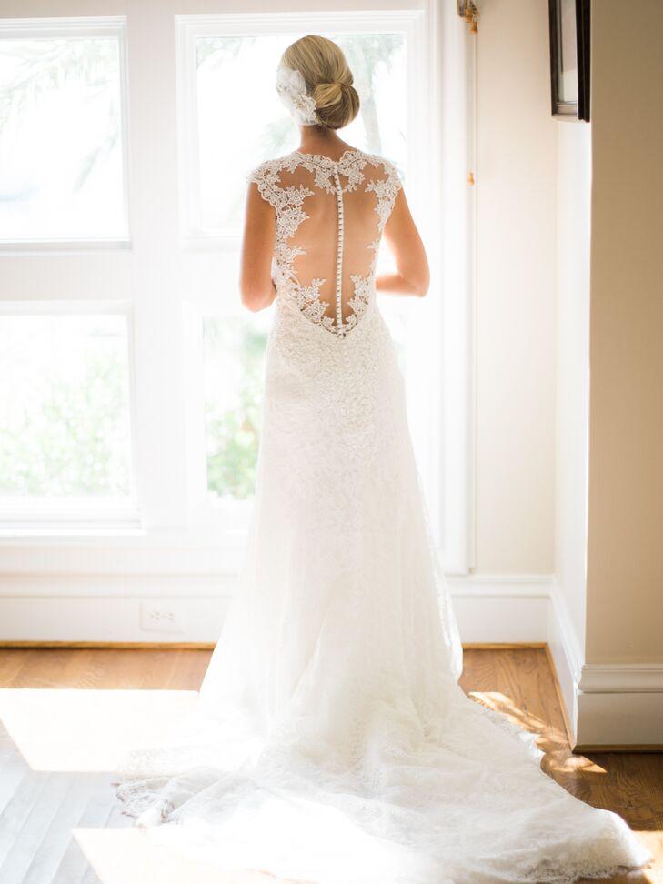 A Simple Ed Lace Dress