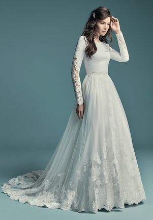 Maggie Sottero Olyssia Wedding Dress