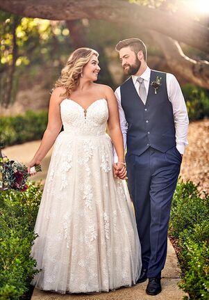 Essense of Australia D2752+ A-Line Wedding Dress