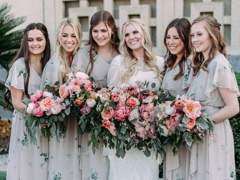 15 Simple Bridesmaid Hairstyles