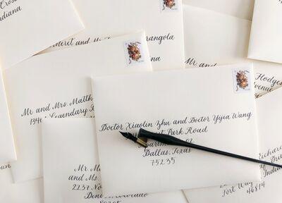 Frebella Calligraphy & Design