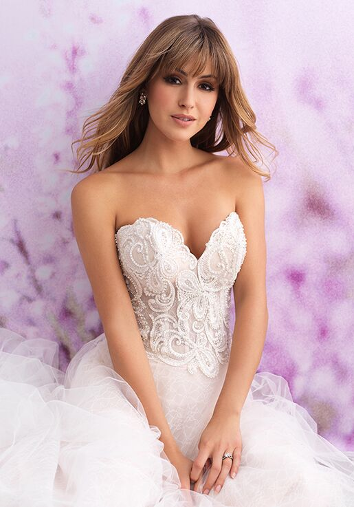 Allure Romance 3102 A-Line Wedding Dress