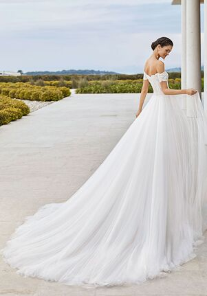 Rosa Clara Couture SEGOVIA A-Line Wedding Dress