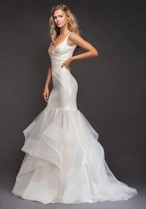 Hayley Paige 6802-Glazer Mermaid Wedding Dress