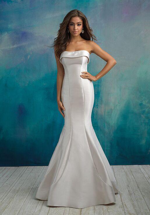 fac39f5cefb1e Allure Bridals 9514 Wedding Dress | The Knot