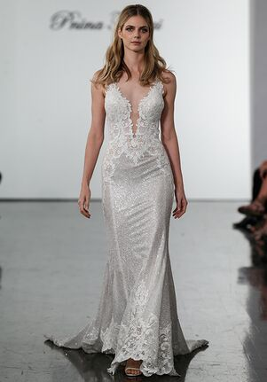 Pnina Tornai for Kleinfeld 4729 Sheath Wedding Dress