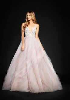 Hayley Paige Jem-6712 Ball Gown Wedding Dress