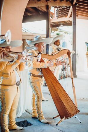 Mariachi Band at Madera Estates in Conroe, Texas