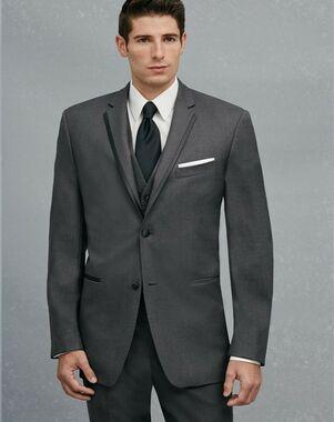 Jos. A. Bank Satin Edge Gray Tuxedo Gray Tuxedo