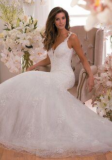 Jasmine Collection F171005 Mermaid Wedding Dress
