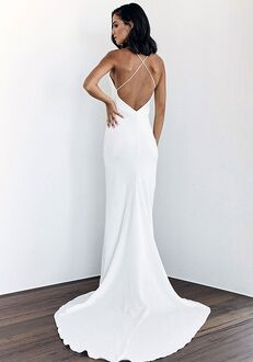 Grace Loves Lace Dove Sheath Wedding Dress
