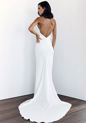 Grace Loves Lace Dove Sheath Wedding Dress