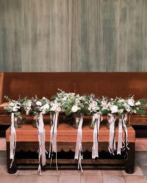 Cascading Ribbon Bouquet Wraps