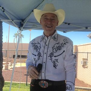Tucson, AZ Country Singer | Country Singing Cowboy Auctioneer