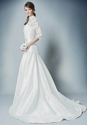 ROMONA New York RB005 + RB009BLOUSE Mermaid Wedding Dress