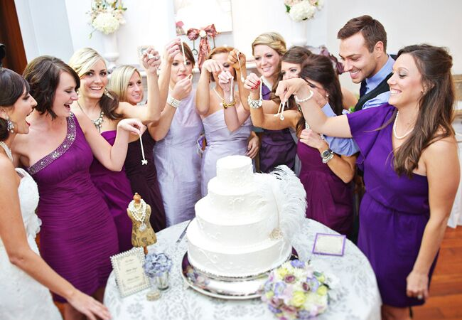 Southern Wedding Traditions