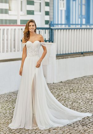 Rosa Clará Soft HANYA A-Line Wedding Dress