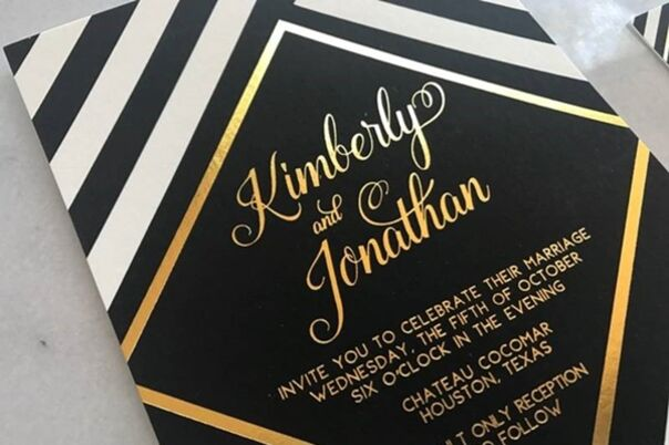 where to buy invitation paper