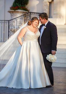 Stella York 6447 Ball Gown Wedding Dress