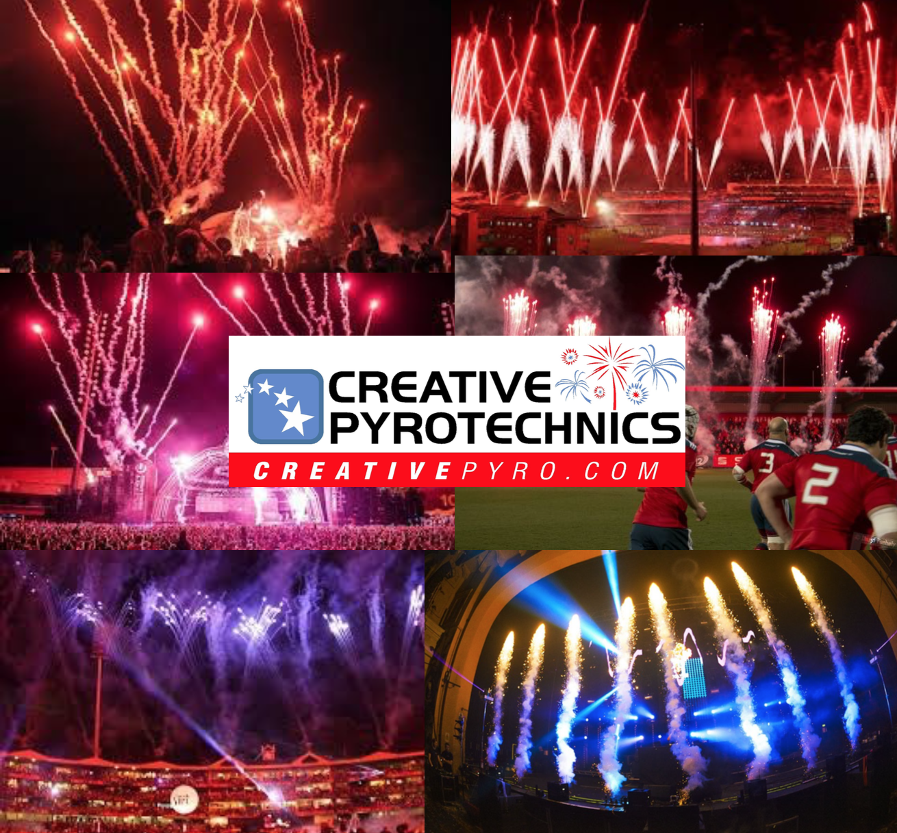 Creative Pyrotechnics - Orlando, FL