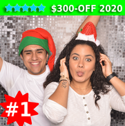 Paramus, NJ Photo Booth Rental | *TOP RATED* Inside Out Booth (#1 NJ-NY)