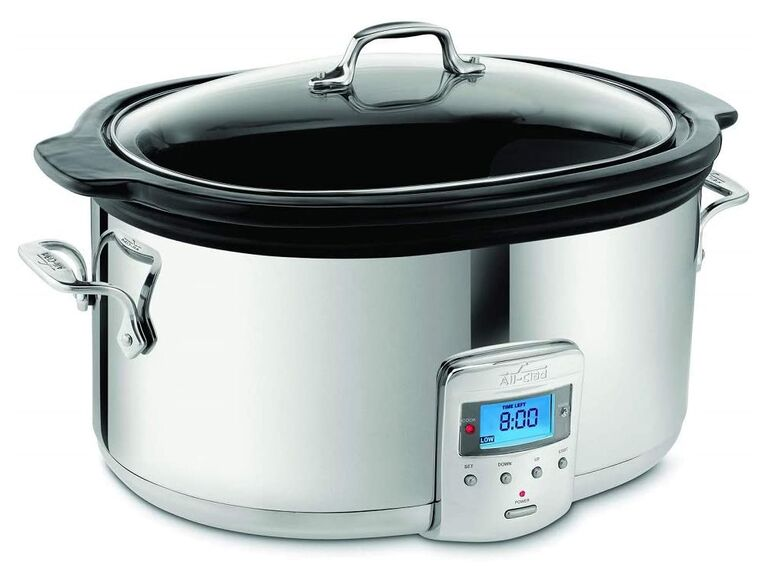 All-Clad 6 1/2 quart slow cooker