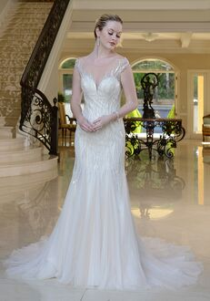 Pallas Athena PA9310N Mermaid Wedding Dress