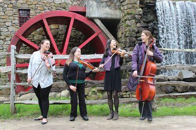 Blackstone Valley String Quartet