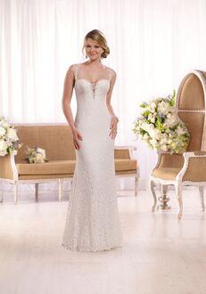 Essense of Australia D2056 Sheath Wedding Dress