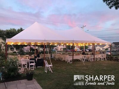 Sharper Events and Tents