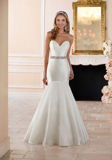 Stella York 6390 Mermaid Wedding Dress