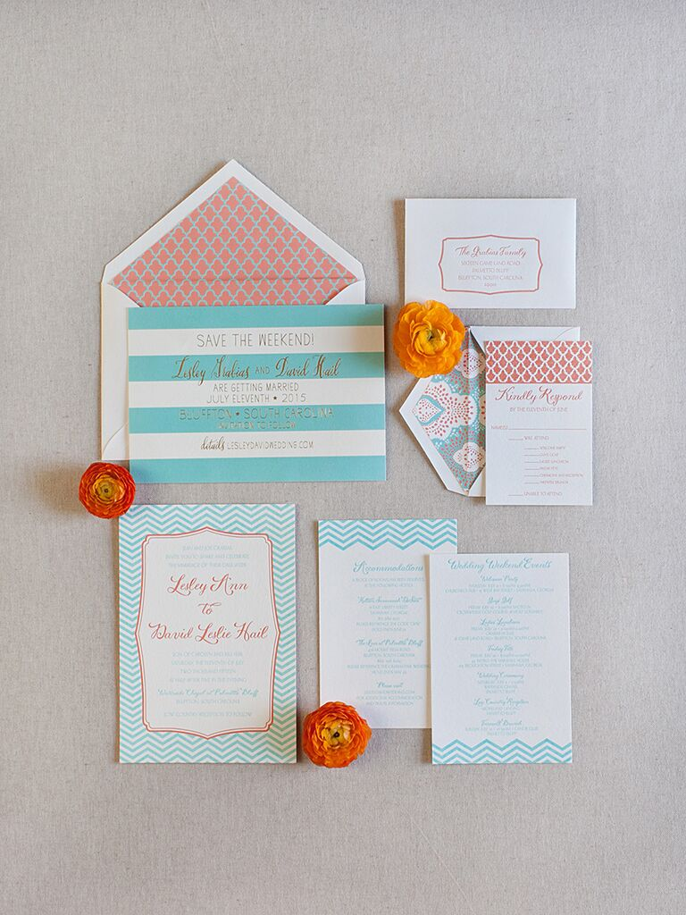 11 Tips to Pulling Off A Preppy Wedding