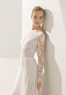 Rosa Clara Couture Pascal Ball Gown Wedding Dress